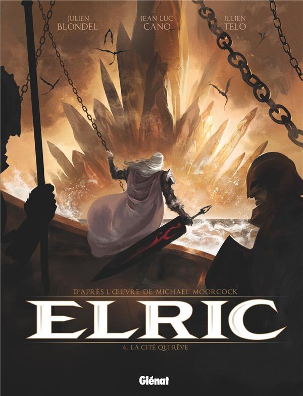 Elric T.4 ; la cité qui rêve