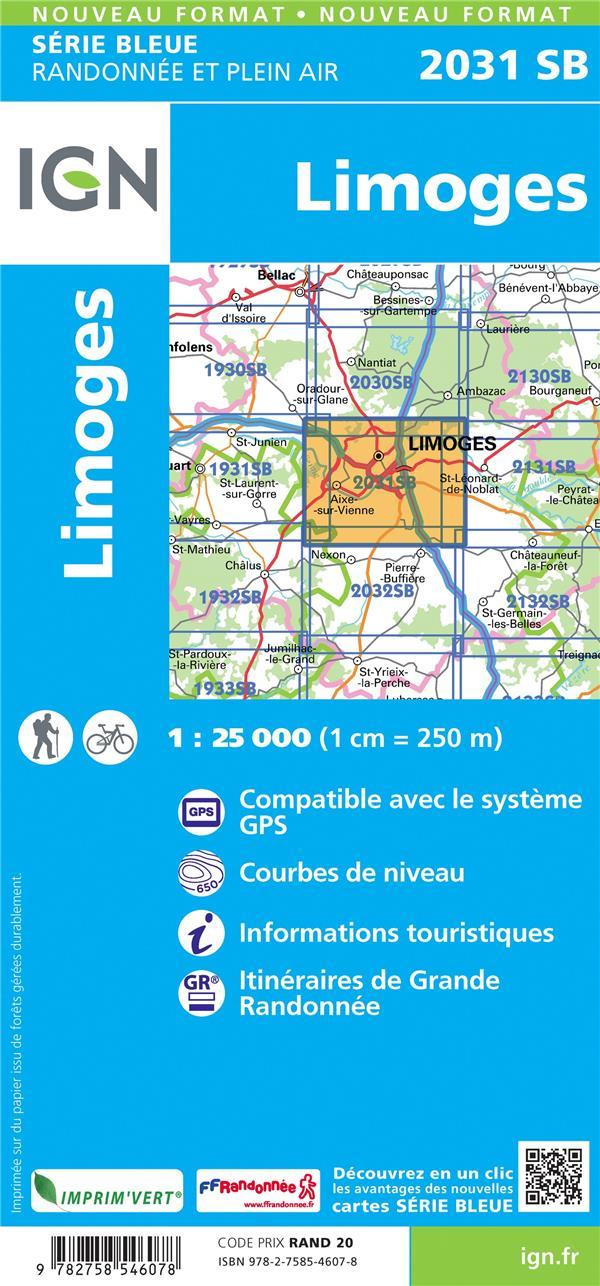 2031SB ; Limoges