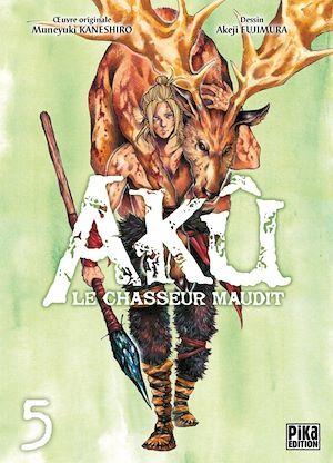 Aku, le chasseur maudit t.5