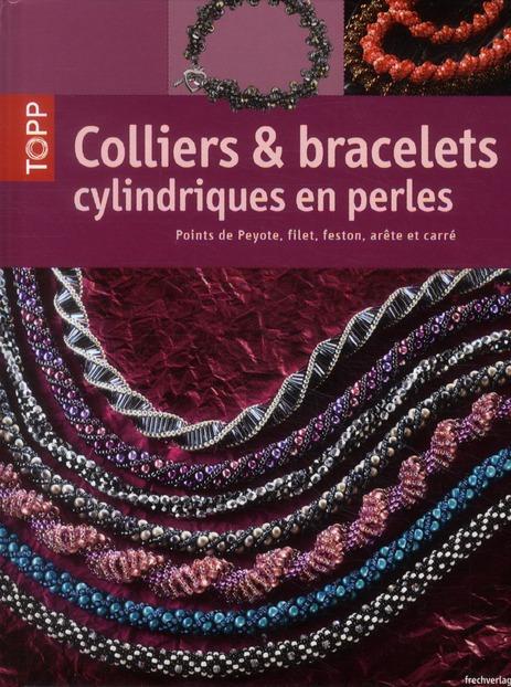 Colliers et bracelets cylindriques