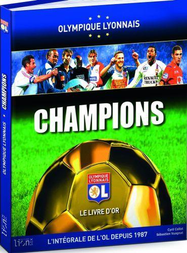 Olylmpique lyonnais champions