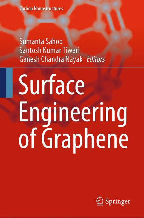 Surface Engineering of Graphene  - Sumanta Sahoo  - Santosh Kumar Tiwari  - Ganesh Chandra Nayak