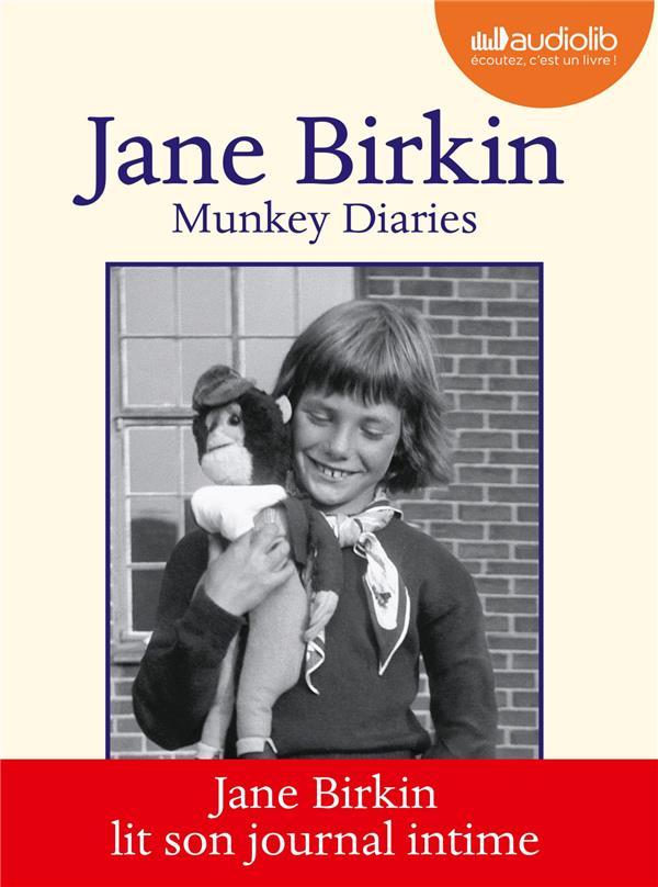 Munkey diaries ; 1957-1982