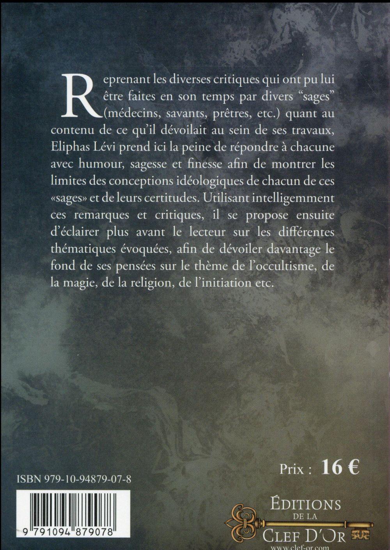 Le livre des sages ; oeuvre posthume