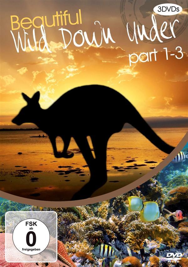 Beautiful Wild Down Under Part 1-3