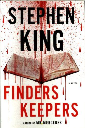 FINDERS KEEPERS - BILL HODGES : BOOK 2