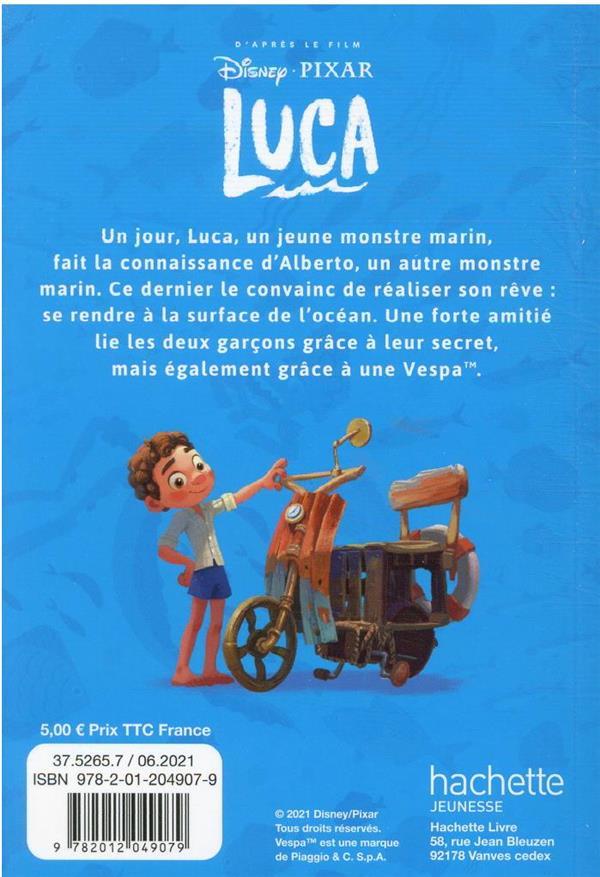 Luca : l'histoire du film