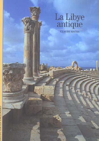 Archeologie - t460 - la libye antique