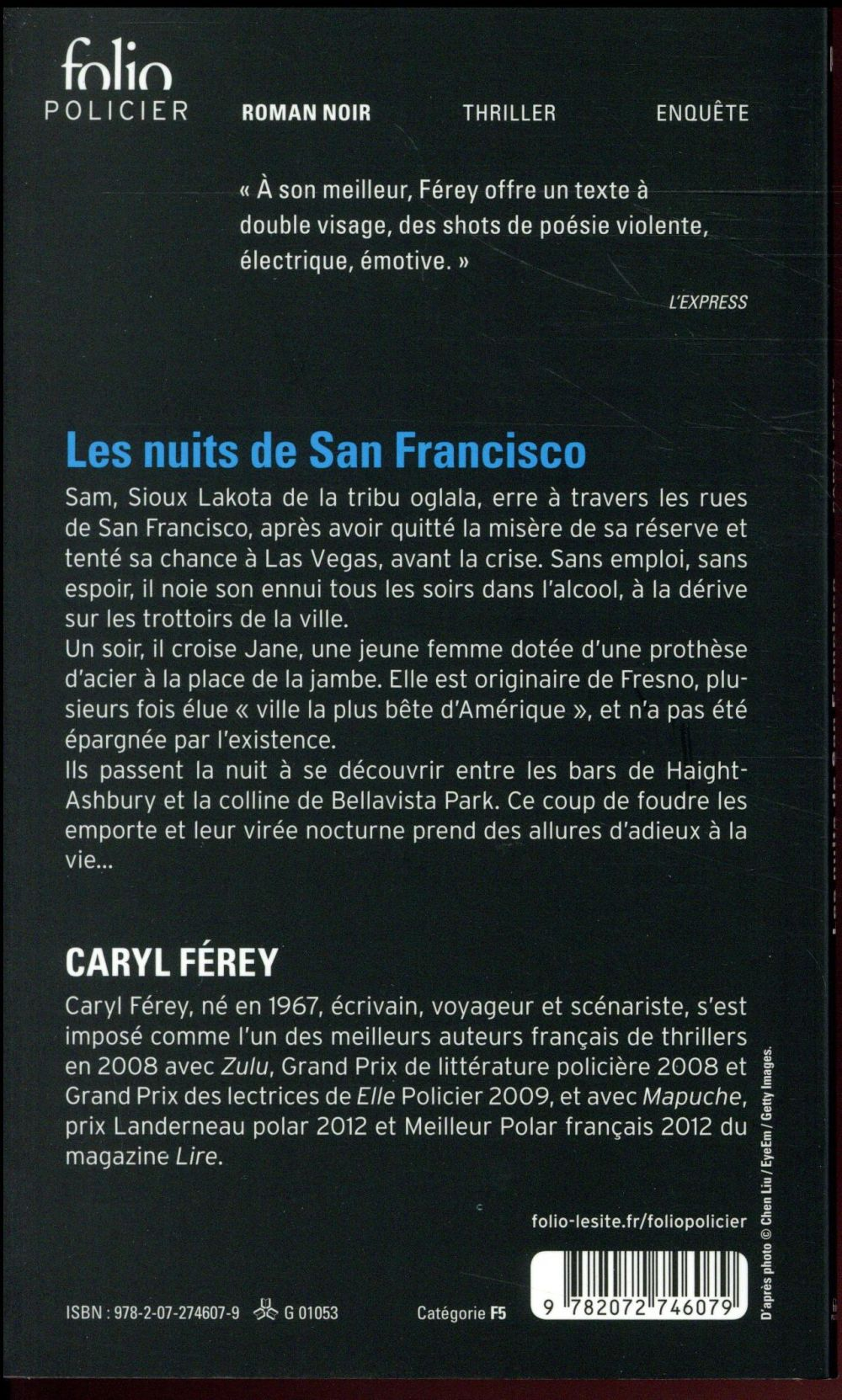 Les nuits de San Francisco