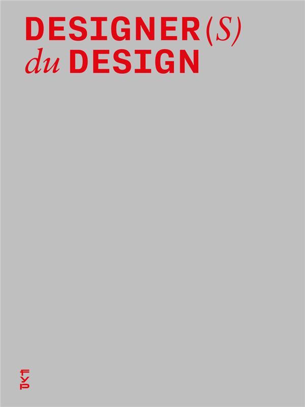 designers du design