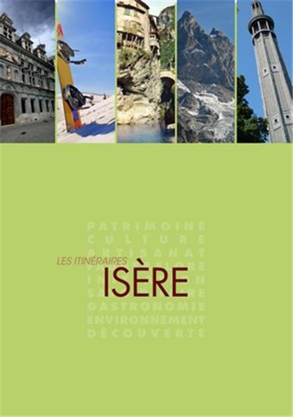 Les itinéraires Isère