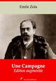 Une campagne - suivi d'annexes  - Émile Zola