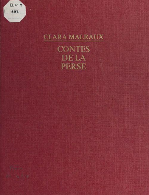 Contes de la Perse