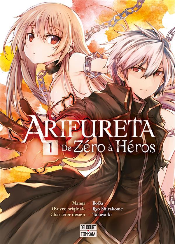 Arifureta ; de zéro à héros T.1