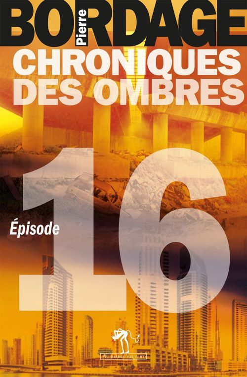 Chroniques des ombres t.16