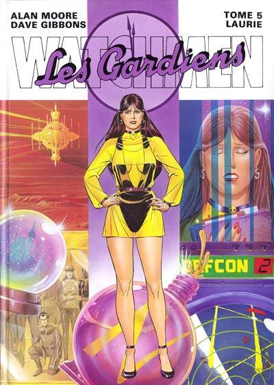 Watchmen ; les gardiens t.5 ; Laurie