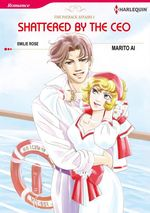 Vente Livre Numérique : Harlequin Comics: The Payback Affairs - Tome 1 : Shattered by the CEO  - Emilie Rose - Marito Ai