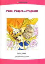Vente EBooks : Harlequin Comics: Prim, Proper...Pregnant  - Alice Sharpe - Kyoko Sagara