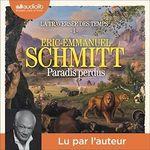 Vente AudioBook : Paradis perdus  - Éric-Emmanuel Schmitt