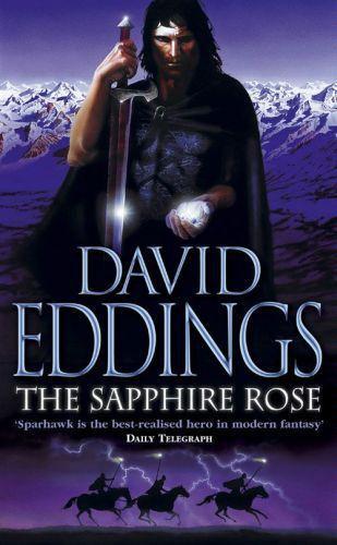 The Sapphire Rose (The Elenium Trilogy, Book 3)