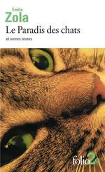 Couverture de Le Paradis Des Chats Et Autres Textes