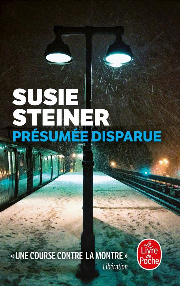 PRESUMEE DISPARUE STEINER, SUSIE