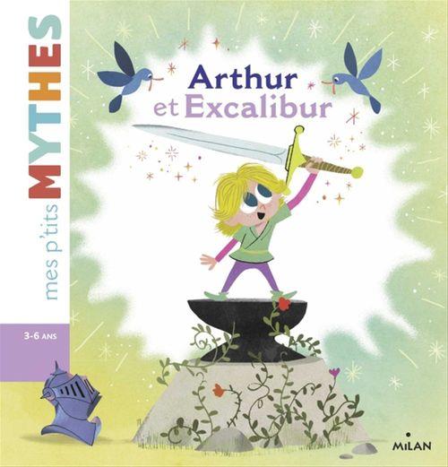 Vente EBooks : Arthur et Excalibur  - Agnès Cathala