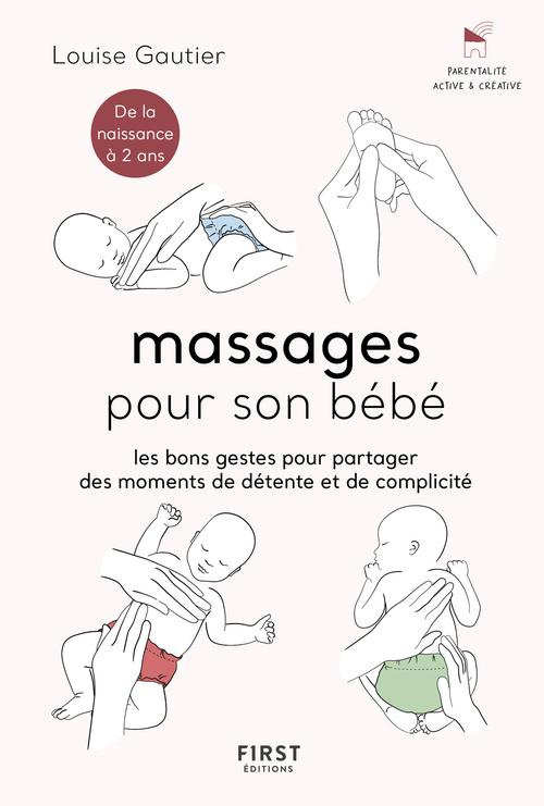 Les massages pour son bébé