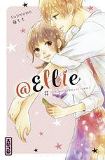 Vente Livre Numérique : @Ellie, tome 1  - Momo Fuji