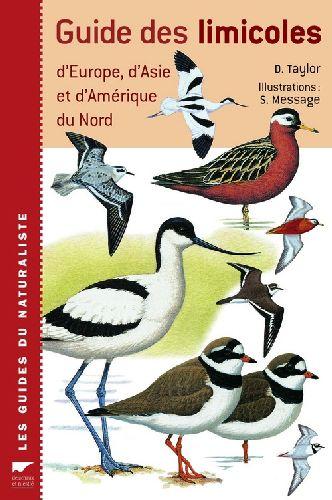 Guide Des Limicoles D'Europe, D'Asie Et D'Amerique Du Nord