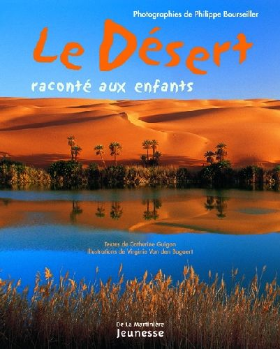 le désert raconté aux enfants