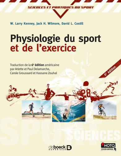 Physiologie du sport et de l'exercice (6e édition)