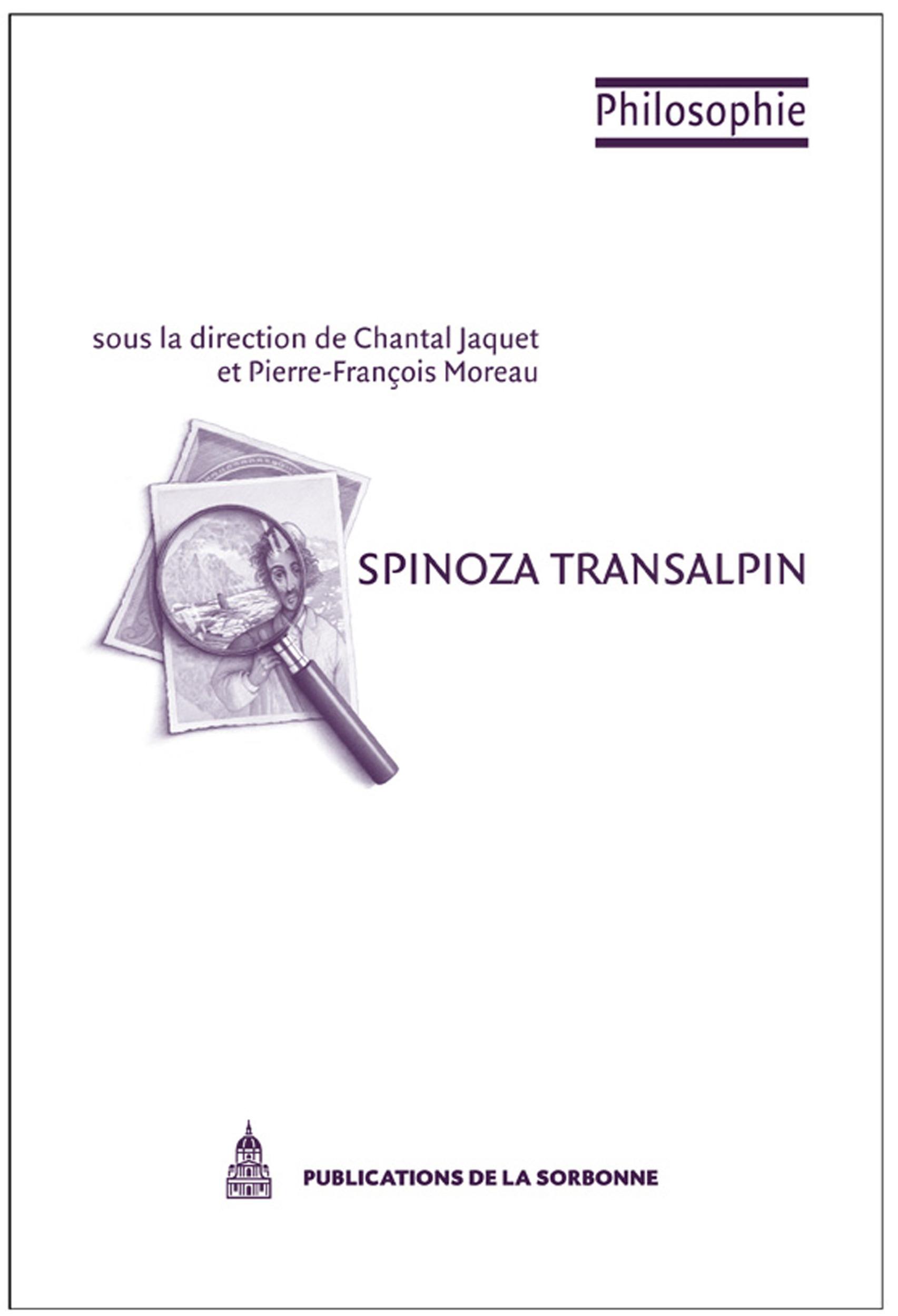 Spinoza transalpin ; les interprétations actuelles en Italie