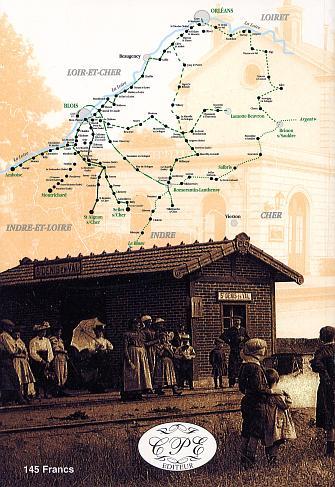 Tramways et trains de sologne