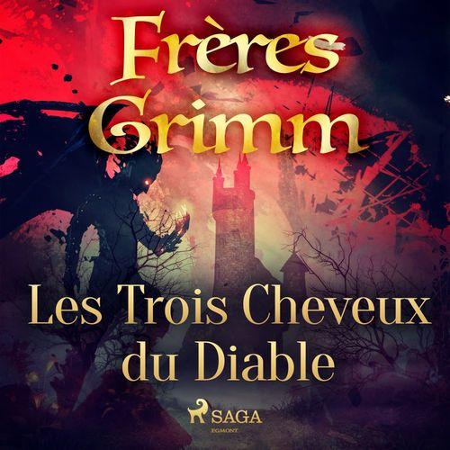 Vente AudioBook : Les Trois Cheveux d'or du Diable  - Frères Grimm Frères Grimm