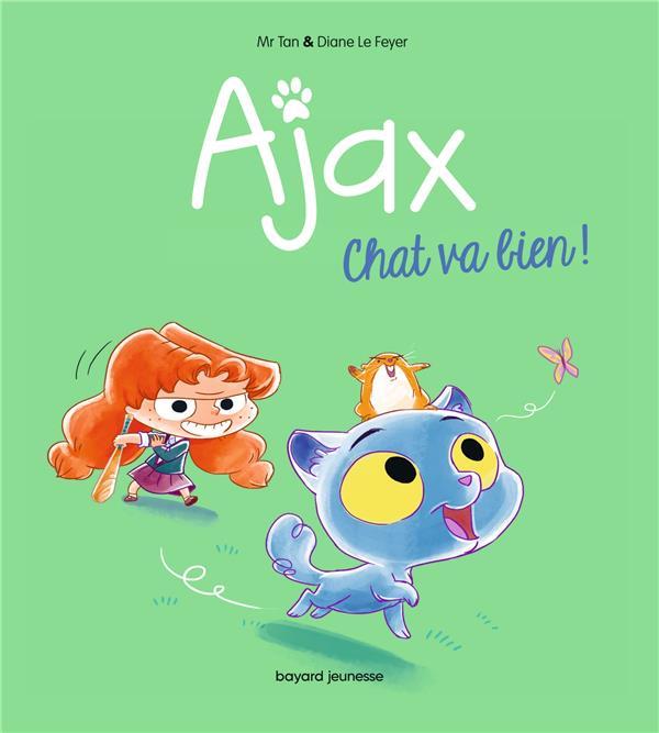 Ajax T.1 ; chat va bien !