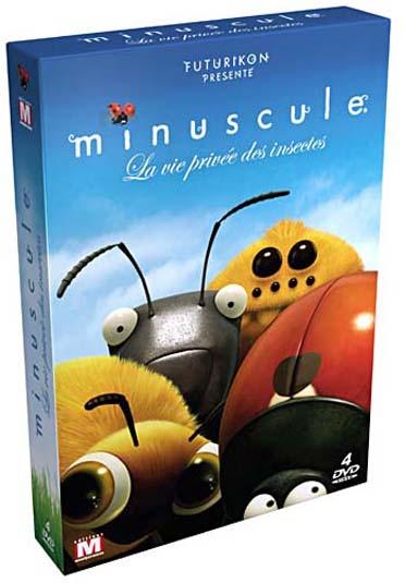 Minuscule (La vie privée des insectes) - Saison 1