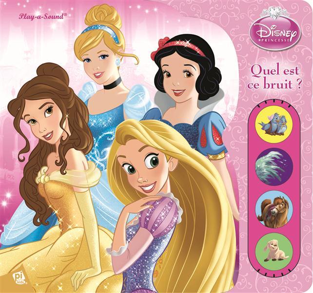 Princesses Disney ; quel est ce bruit ?