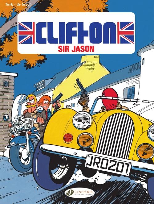 Clifton - Volume 8