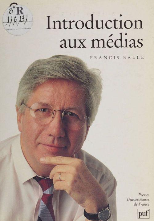 Introduction aux medias