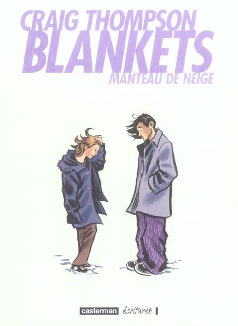 Blankets ; manteau de neige