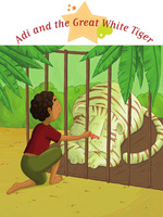 Vente Livre Numérique : Adi and the Great White Tiger  - Agnès Laroche