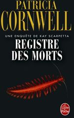 Couverture de Registre des morts