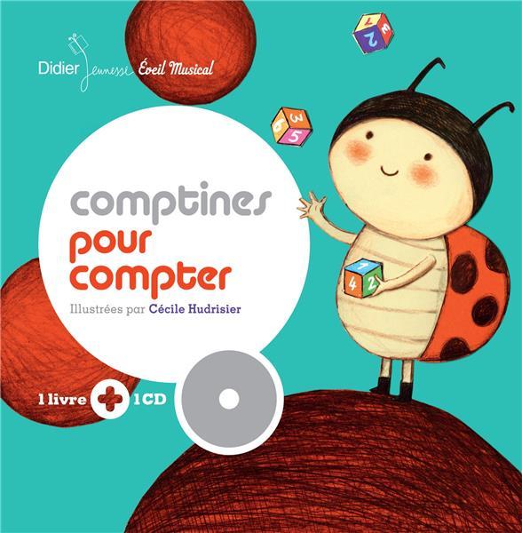 COMPTINES POUR COMPTER Hudrisier C