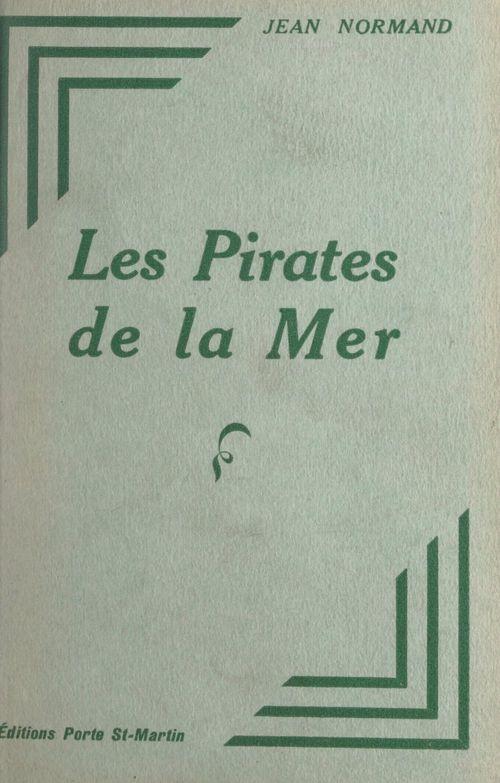 Les pirates de la mer