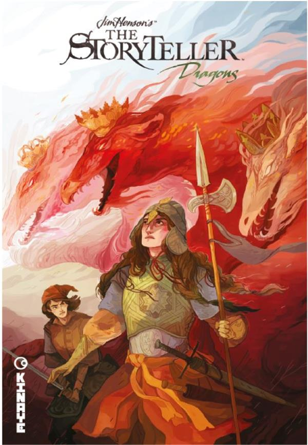 THE STORYTELLER DRAGONS COLLECTIF