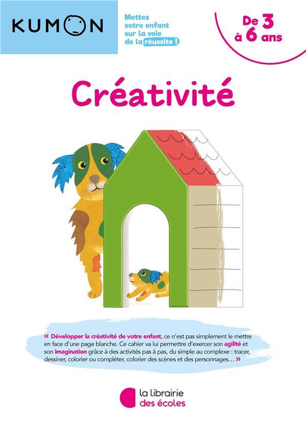 kumon ; créativité