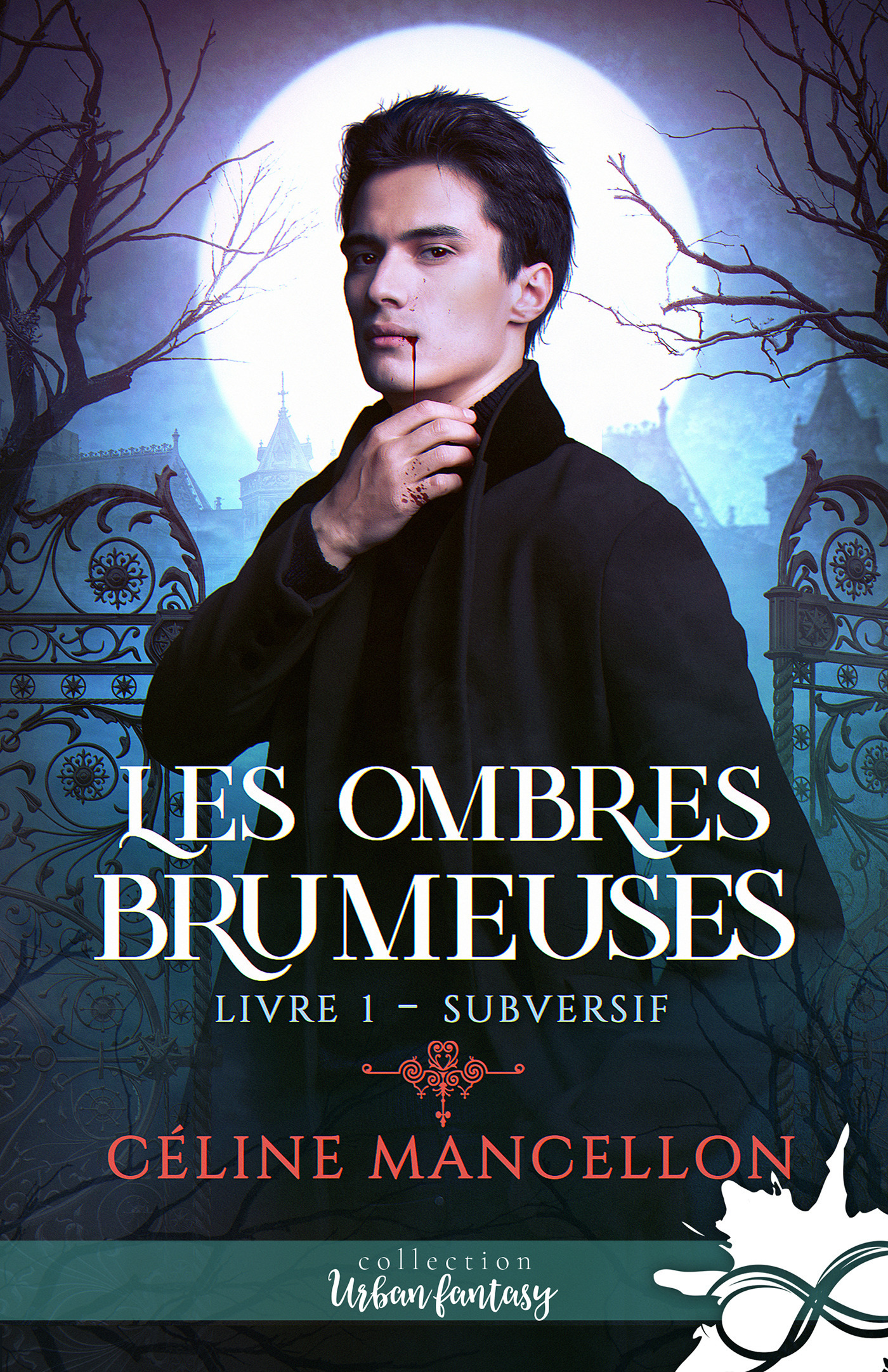 Les ombres brumeuses - t01 - subversif - les ombres brumeuses, t1