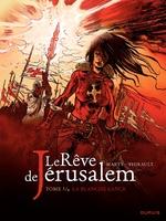 Vente EBooks : Le rêve de Jérusalem - tome 3 - La blanche lance  - Philippe Thirault - Thirault