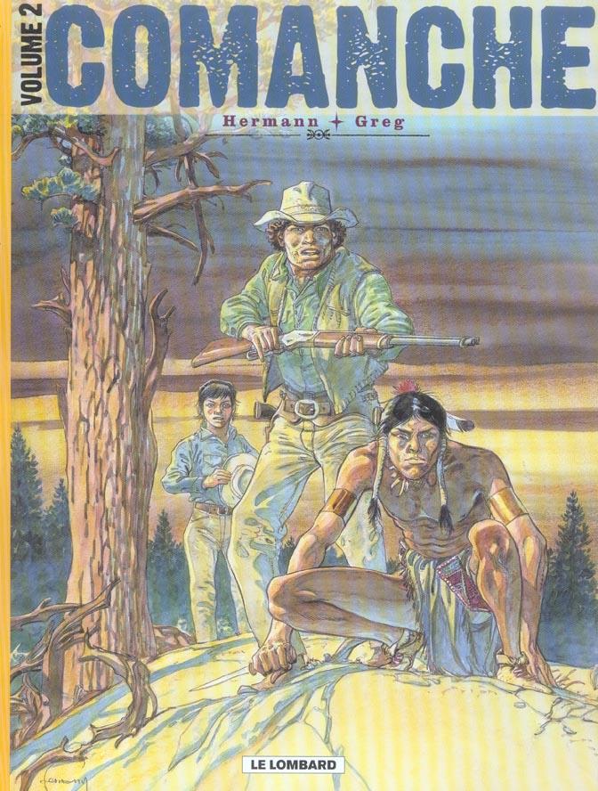 Comanche ; Intégrale vol.2 ; t.6 à t.10